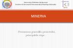 prezentare minerva